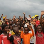 happy children   Connect Africa   image