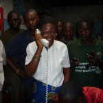 first phone call | Connect Africa | image