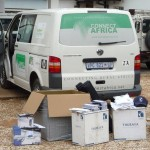Connect Africa travels deep into rural areas to deliver ICT technology