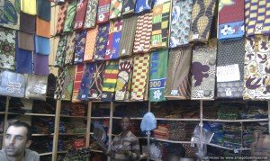 Chitenge Shop | Connect Africa | Image
