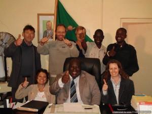 commissioner Mumbwa | Connect Africa | image