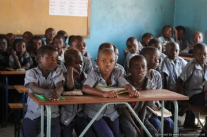 children learning | Connect Africa | image