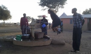 water pump | Connect Africa | image