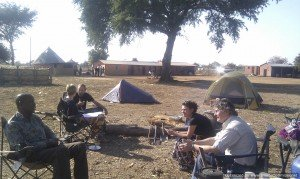 camping breakfast | Connect Africa | image