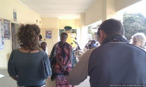 clinic patient | Connect Africa | image