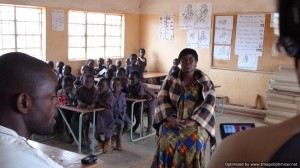 Teacher interview | Connect Africa | image