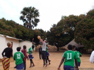 rural netball | Connect Africa | image
